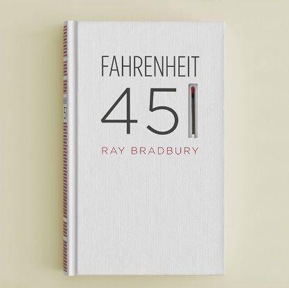 تصویر Fahrenheit 451 by Ray Bradbury