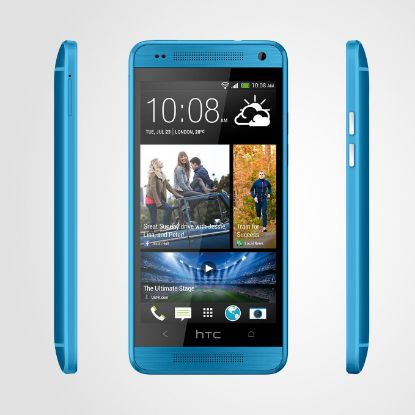 HTC One Mini Blue এর ছবি