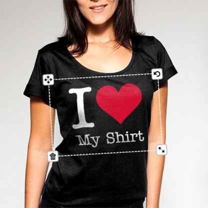 Custom T-Shirt এর ছবি