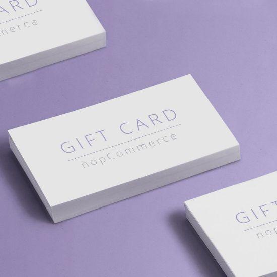 صورة $50 Physical Gift Card