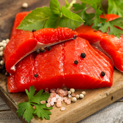 Picture of Salmon fish